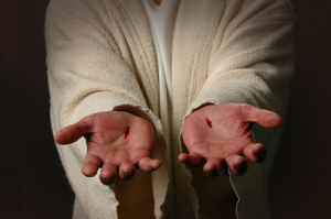 The Hands of Jesus