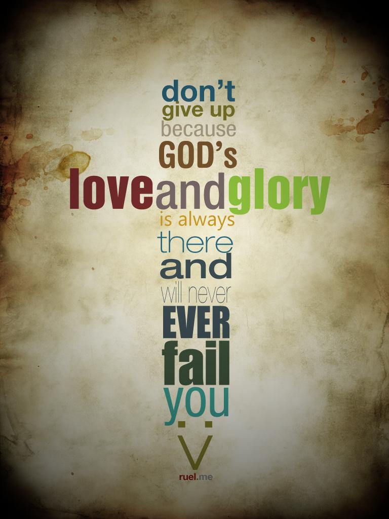god is love listening faithfully