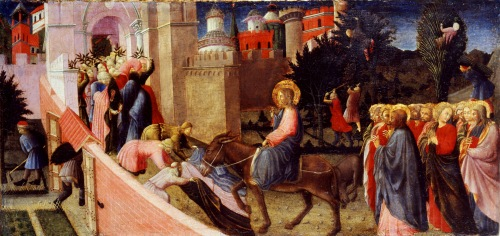 Pietro_di_Giovanni_d'Ambrogio._Entry_into_Jerusalem._1435-40._Pinacoteca_Stuard,_Parma